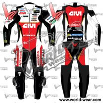 Cal Crutchlow LCR Honda 2019 Motogp Leather Race Suit