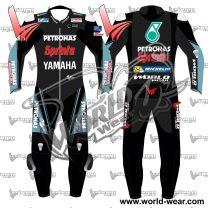 Fabio Quartararo Petronas 2019 Yamaha Motogp Leather Race Suit