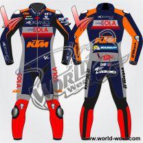 IKER LECUONA MOTOGP 2020 KTM LEATHER RACING SUIT