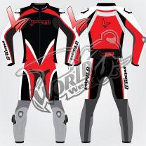 WW Tech 3 Motorcycle Leather Race Suit