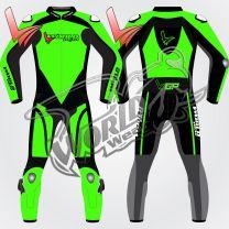 WW Tech 5 Motorcycle Leather Race Suit