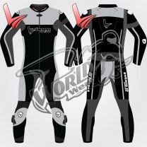 WW Tech 6 Motorcycle Leather Race Suit