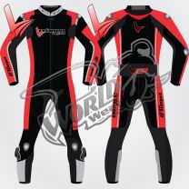 WW Tech 7 Motorcycle Leather Race Suit