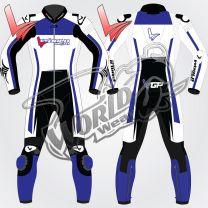 WW Tech 9 Motorcycle Leather Race Suit