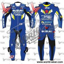 Alex Rins Suzuki 2019 Motogp Motorcycle Leather Racing Suit