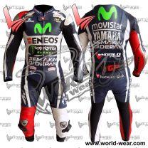 Lorenzo Mugello 2017 Yamaha Motogp  Motorcycle Leather Racing Suit