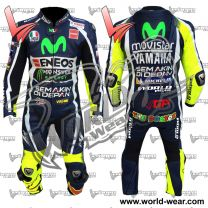 Valentino Rossi 2016 Motogp Leather Motorcycle Racing Suit