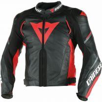 Dainese Racing D1 Motorcycle Leather Race Jacket