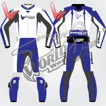 WW Tech 2 Motorcycle Leather Race Suit