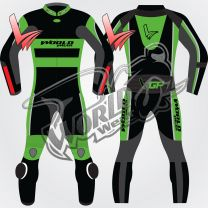 WW Tech 4 Motorcycle Leather Race Suit